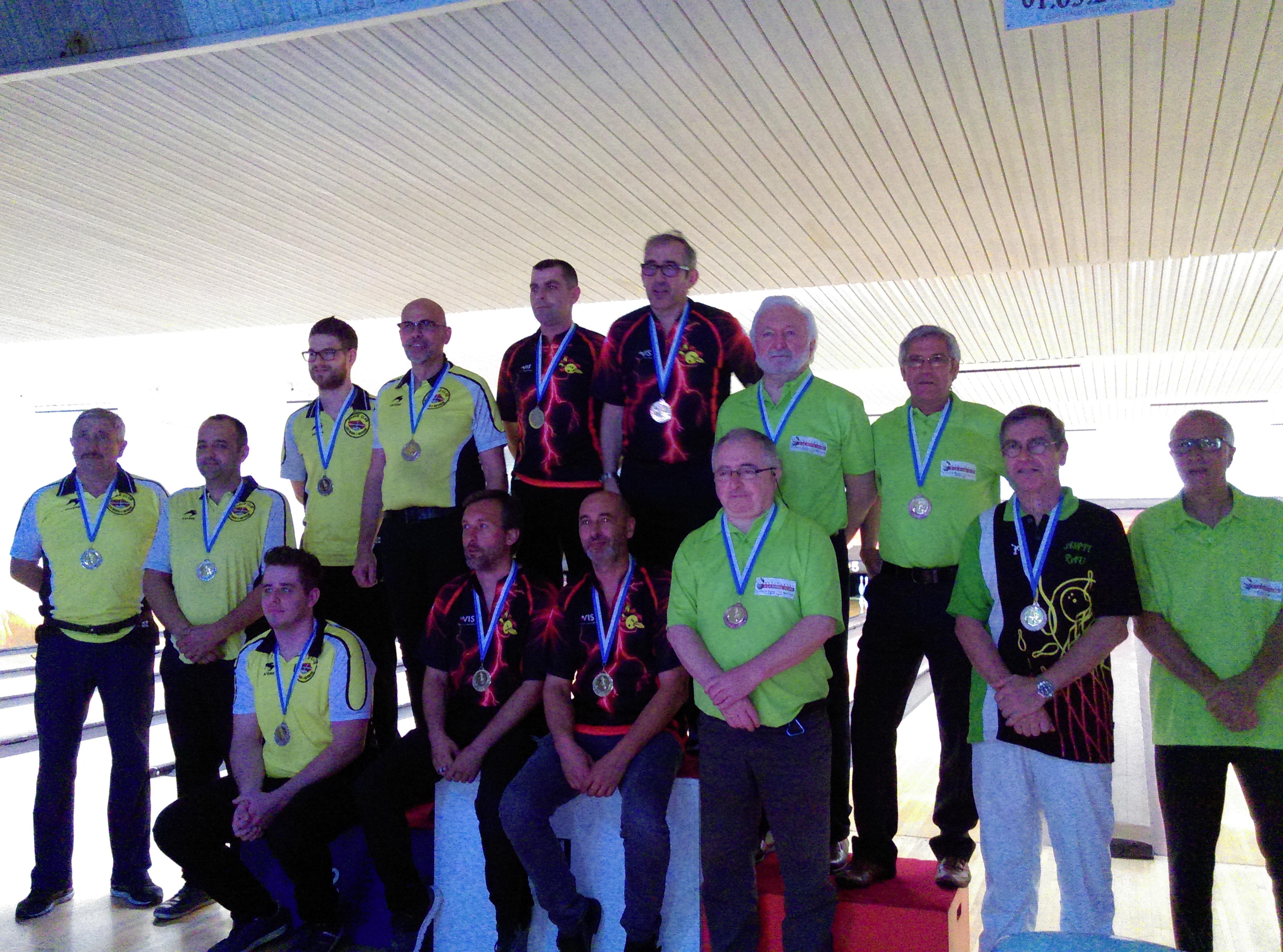 podium R2A