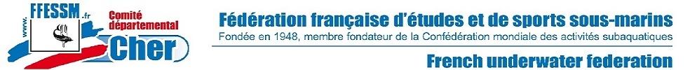 Comité départemental de plongée du CHER : site officiel du club de sports sous-marins de BOURGES - clubeo