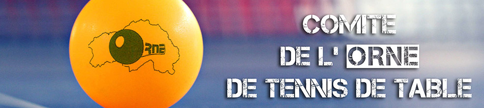 COMITE DE L'ORNE DE TENNIS DE TABLE : site officiel du club de tennis de table de FLERS - clubeo