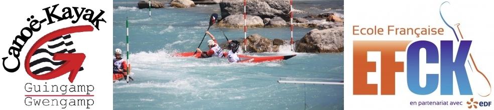 Canoë-Kayak Club Guingampais : site officiel du club de canoë-kayak de GUINGAMP - clubeo