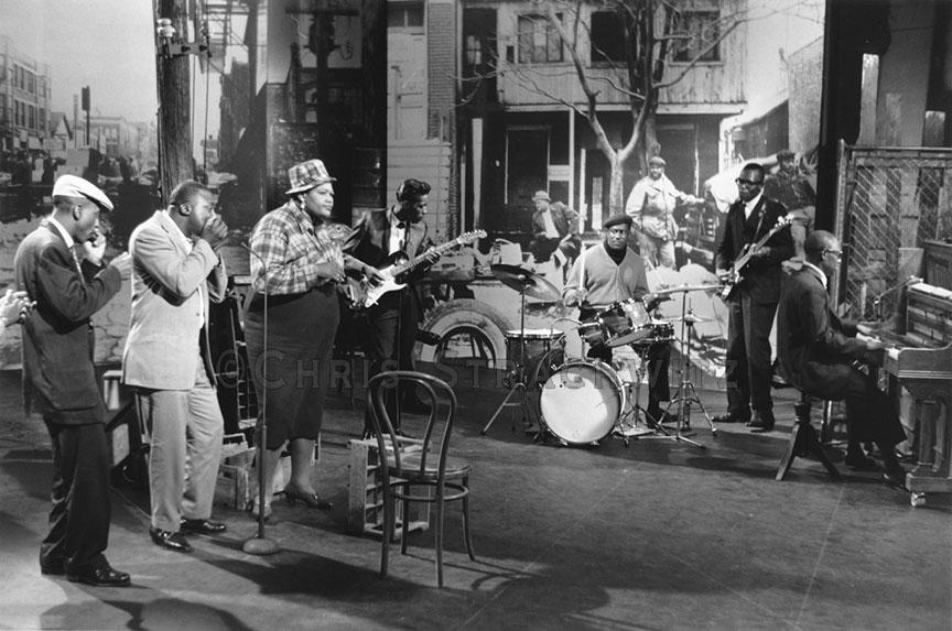 Blues by Big Mama Thornton