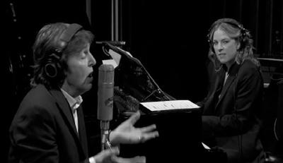 Paul McCartney & Diana Krall