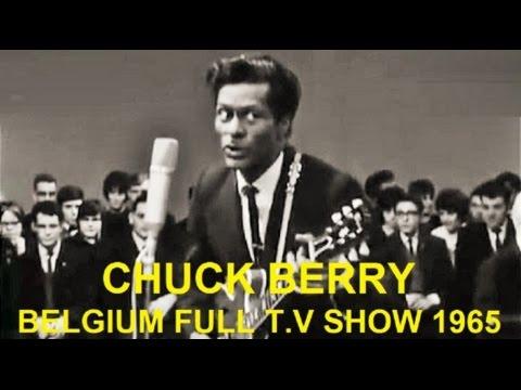 Chuck Berry's 1965 Belgium