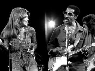 Ike et Tina Turner 1969