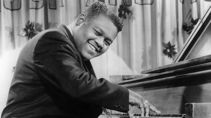 Fast Domino Blue Monday 1957
