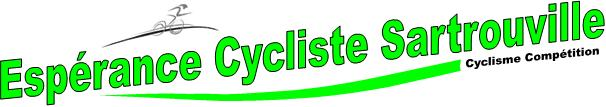 Espérance Cycliste SartrouvilleL'Espérance Cycliste Sartrouville vous accueille sur son site internet