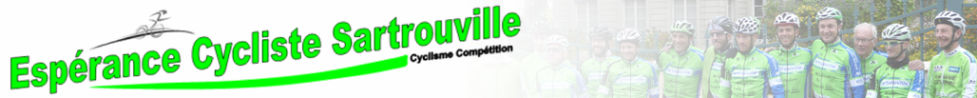 Espérance Cycliste Sartrouville : site officiel du club de cyclisme de SARTROUVILLE - clubeo