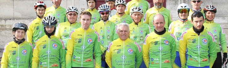 EC RIBERAC UFOLEP : site officiel du club de cyclisme de RIBERAC - clubeo