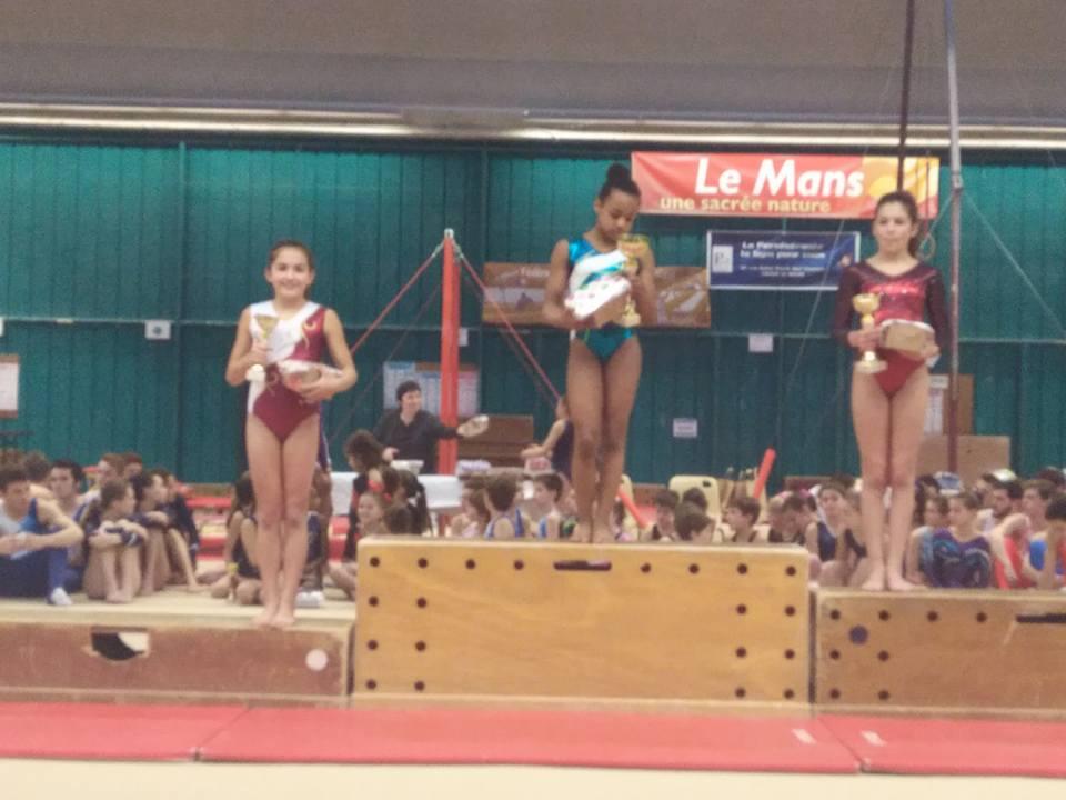maniques junior gymnastique