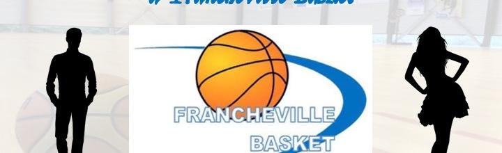 Francheville Basket : site officiel du club de basket de Francheville - clubeo