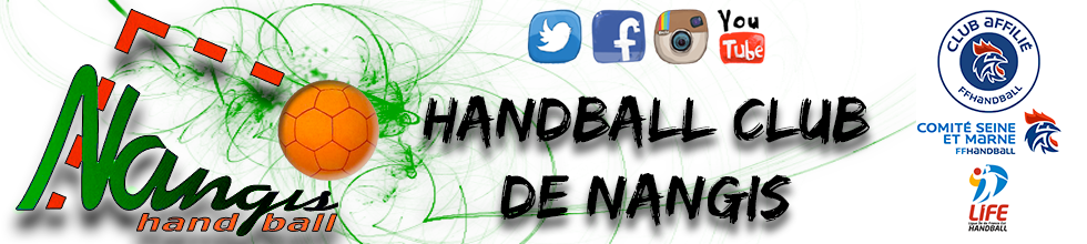 Handball club de Nangis : site officiel du club de handball de NANGIS - clubeo