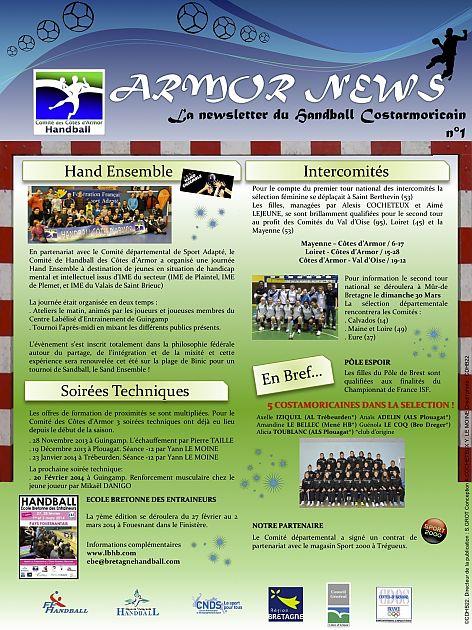 Armor News 1 02-2014