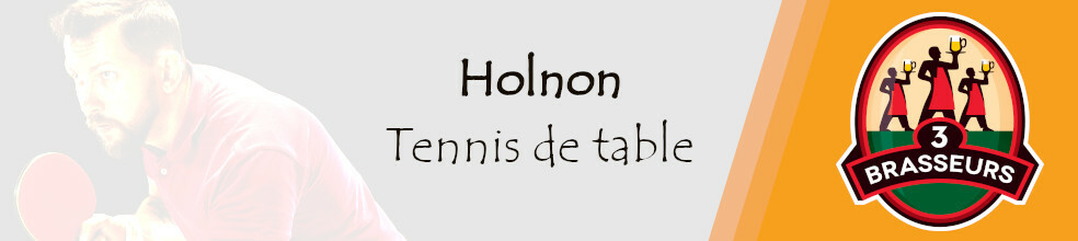 Holnon Itancourt Tennis de Table : site officiel du club de tennis de table de HOLNON - clubeo