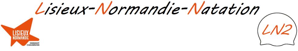 Lisieux Normandie Natation : site officiel du club de natation de LISIEUX - clubeo