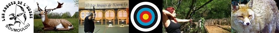 Los Arques de l'Ousse : site officiel du club de tir à l'arc de SOUMOULOU - clubeo