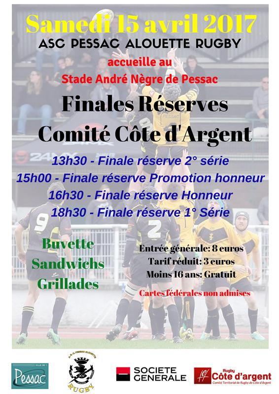 actualit finales territoriales a pessac alouette club rugby promotion du rugby de. Black Bedroom Furniture Sets. Home Design Ideas