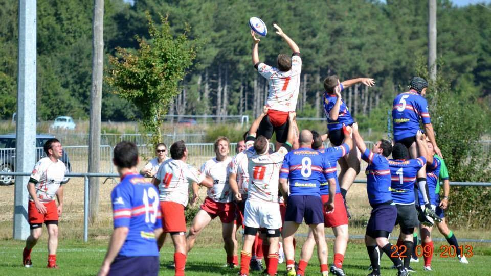 Actualit victoire du rcdr club de rugby racing club for Garage citroen montaigu