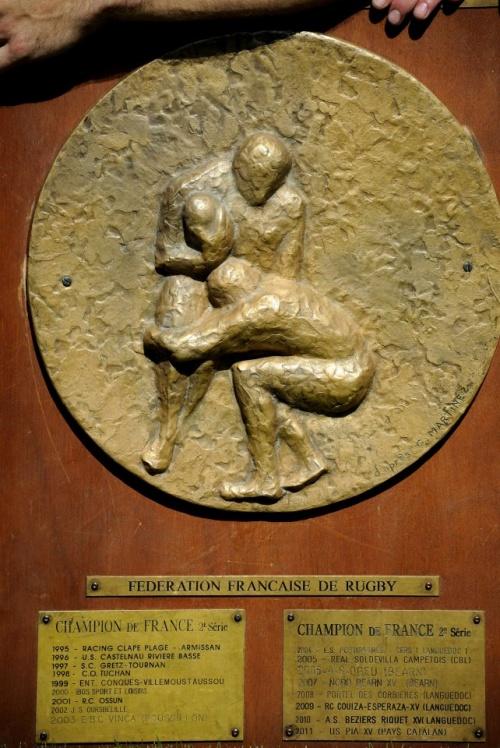 Bouclier 2001