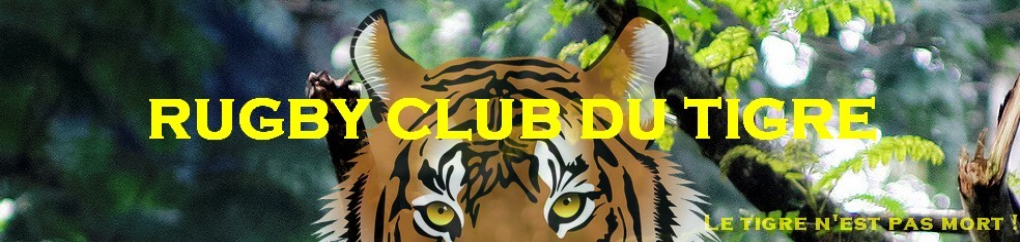 Rugby Club du Tigre : site officiel du club de rugby de Remire Montjoly - clubeo