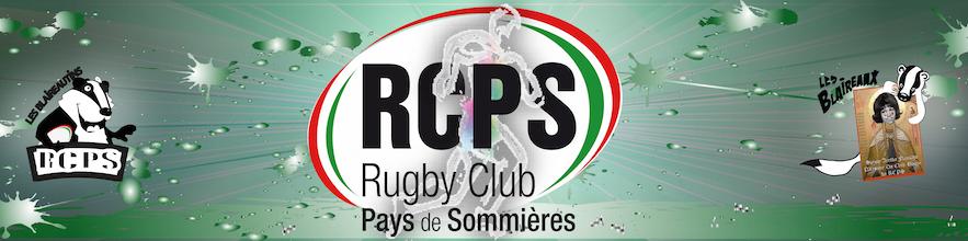 Site Internet officiel du club de rugby RCPS - RUGBY CLUB du PAYS de SOMMIERES