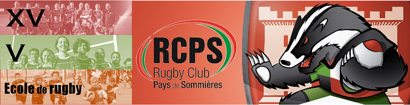 RCPS - RUGBY CLUB du PAYS de SOMMIERES : site officiel du club de rugby de SOMMIERES - clubeo