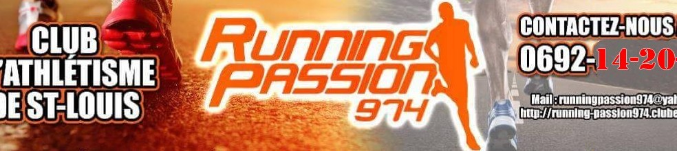 RUNNING PASSION 974 : site officiel du club d'athlétisme de LA RIVIERE - clubeo