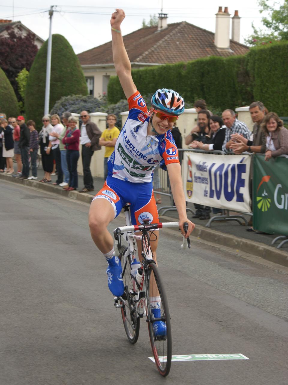 Nicolas Riou remporte le TCC de Loué