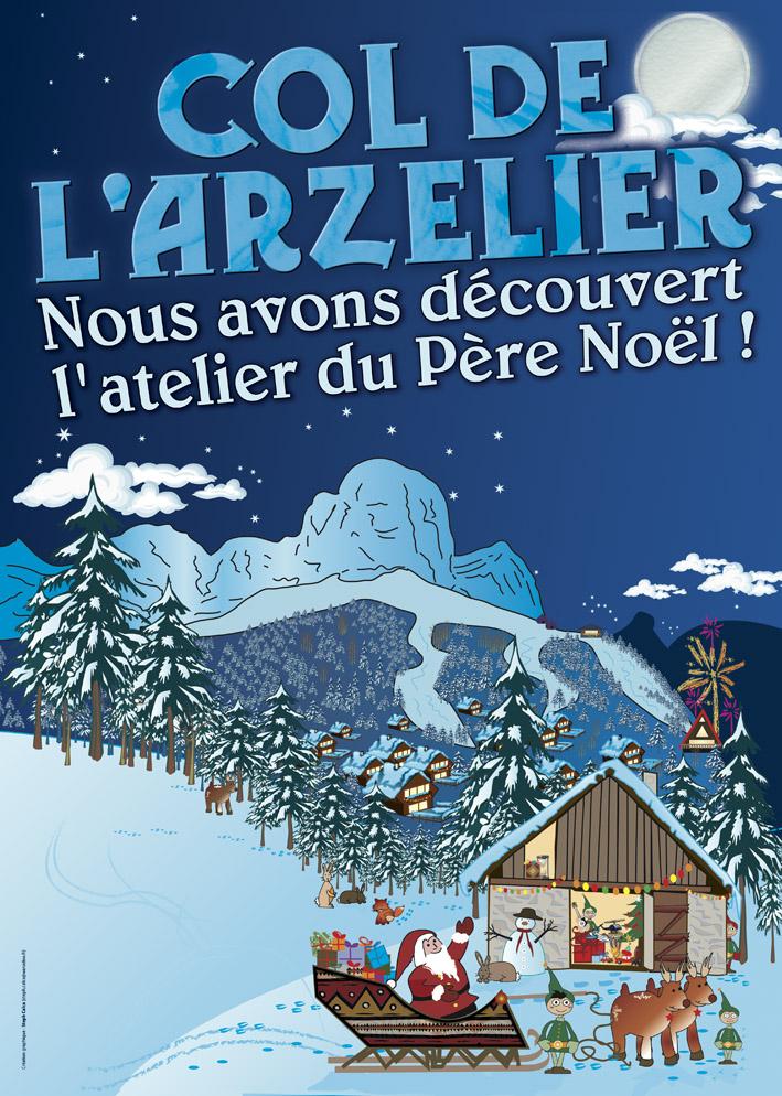 Atelier du Père Noël 2012