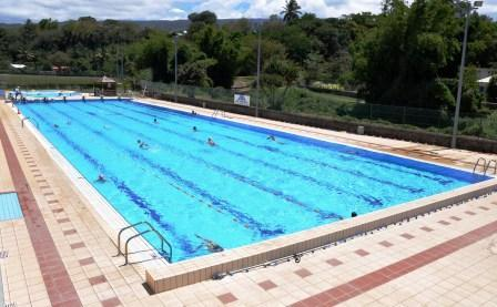 Piscine de flacourt photo n 1 club natation sainte for Club piscine ste marie