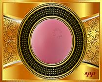 Boule de Pétanque rose.png