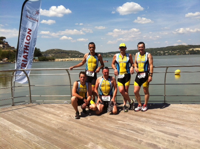 Actualit en quipe istres club triathlon sorgues for Horaire piscine istres