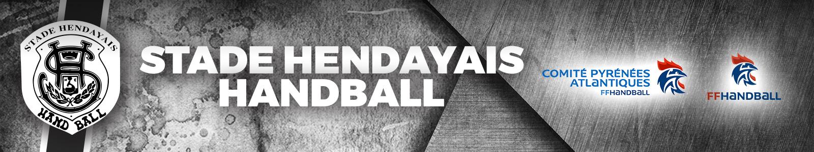 Stade Hendayais Handball : site officiel du club de handball de HENDAYE - clubeo