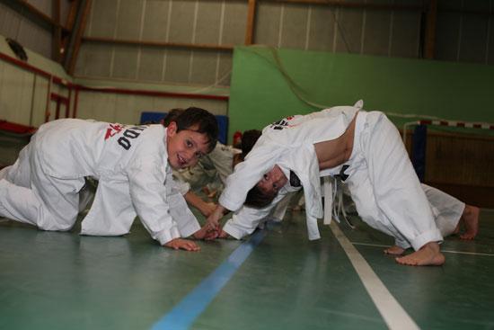Comprendre le Taekwondo par le jeu
