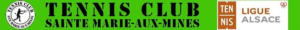 Tennis Club Ste Marie-aux-Mines : site officiel du club de tennis de STE MARIE AUX MINES - clubeo
