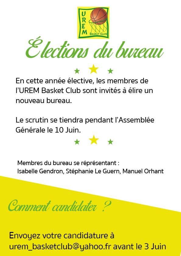 assemblée générale élections