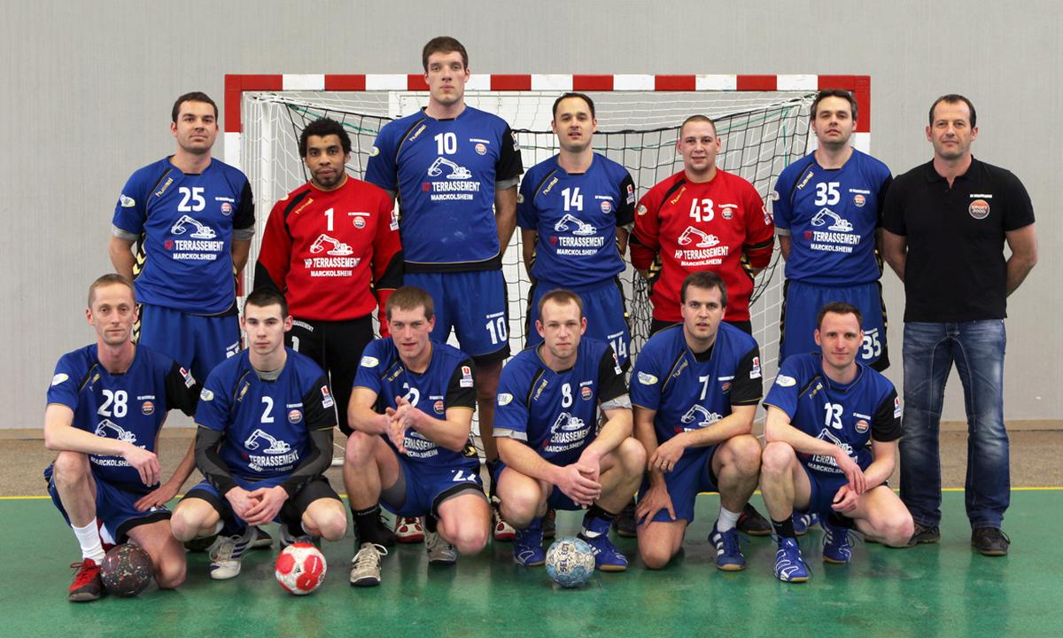 Match u s forbach 1 honneur 3 25 41 marckolsheim club handball union sportive forbach - Resultat handball coupe de france ...