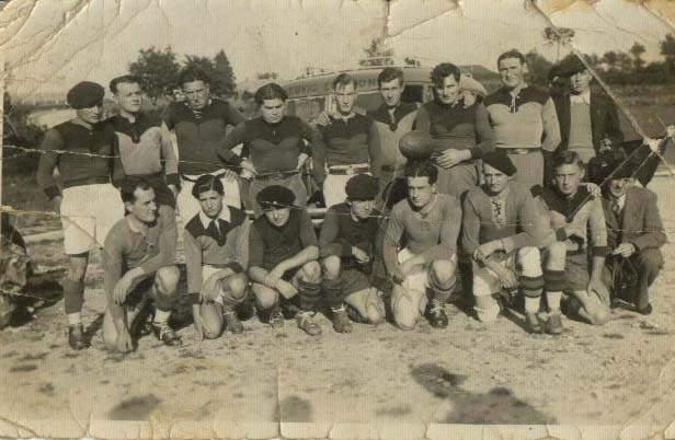 SAISON 1936 -1937