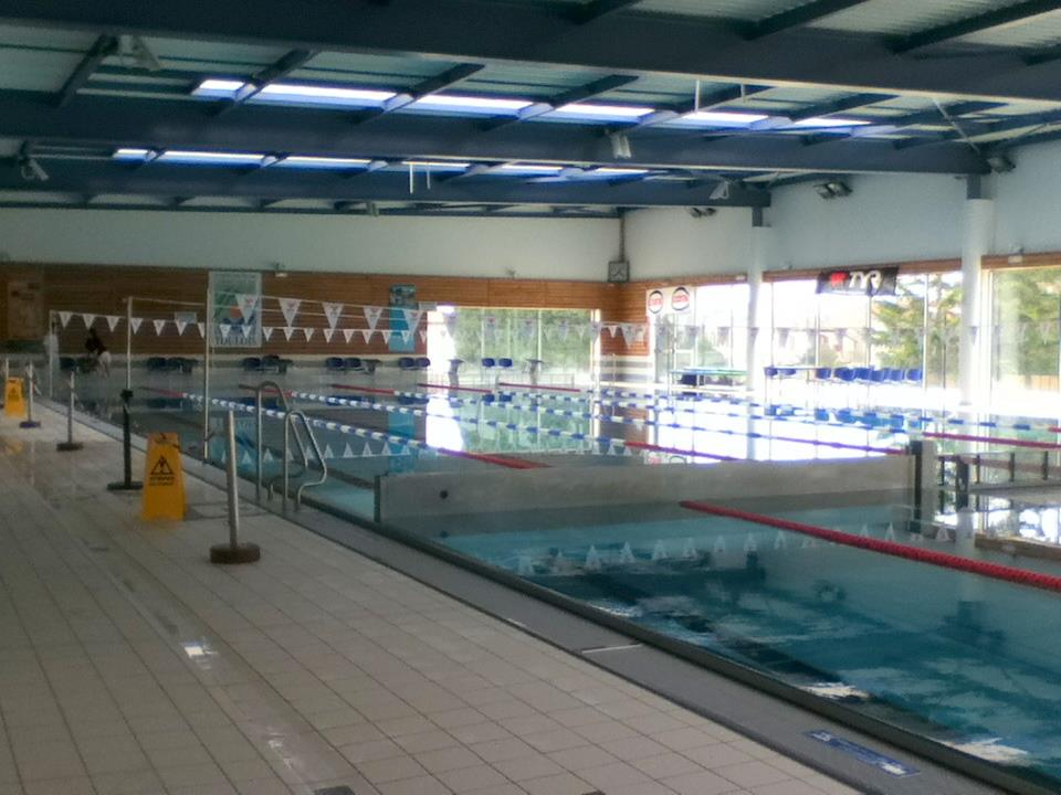 La piscine club natation us toul natation clubeo for Piscine sarreguemines