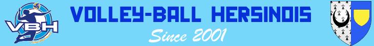 Volley-Ball Hersinois : site officiel du club de volley-ball de HERSIN COUPIGNY - clubeo