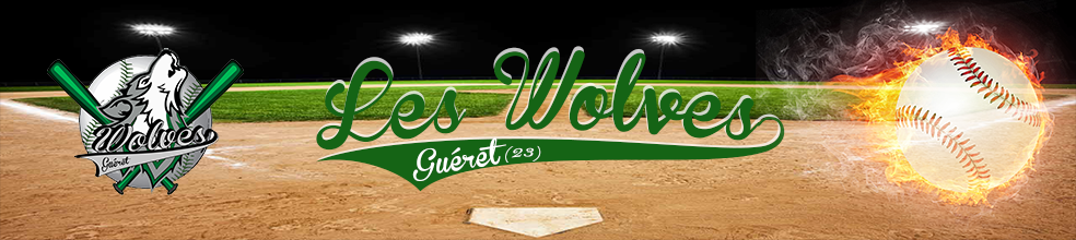 Les Wolves - Baseball club de Guéret : site officiel du club de baseball de Guéret - clubeo
