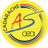 logo du club ASCEA/CADARACHE Section Triathlon Athlétisme Trail