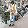 Joyce Karlie Nadia Oye