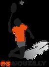 logo du club Etoile Sportive Nouzilly Badminton