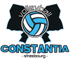 logo du club S.L. Constantia Strasbourg Volley-Ball