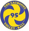 logo du club Club Sportif Municipal d'Eaubonne - Volley-ball