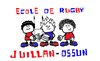 logo du club Ecole de rugby Juillan-Ossun