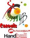 logo du club HANDBALL Cazouls MARAUSSAN
