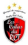 logo du club Les Calus, groupe de supporter du RCT.