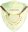 logo du club TC ST GEORGES CHARMES
