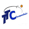 logo du club tennis de table clermontais